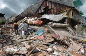 Number of earthquakes in 2014 was double the normal amount.