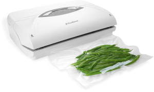 Why having a vacuum sealer is essential for emergency preparedness.