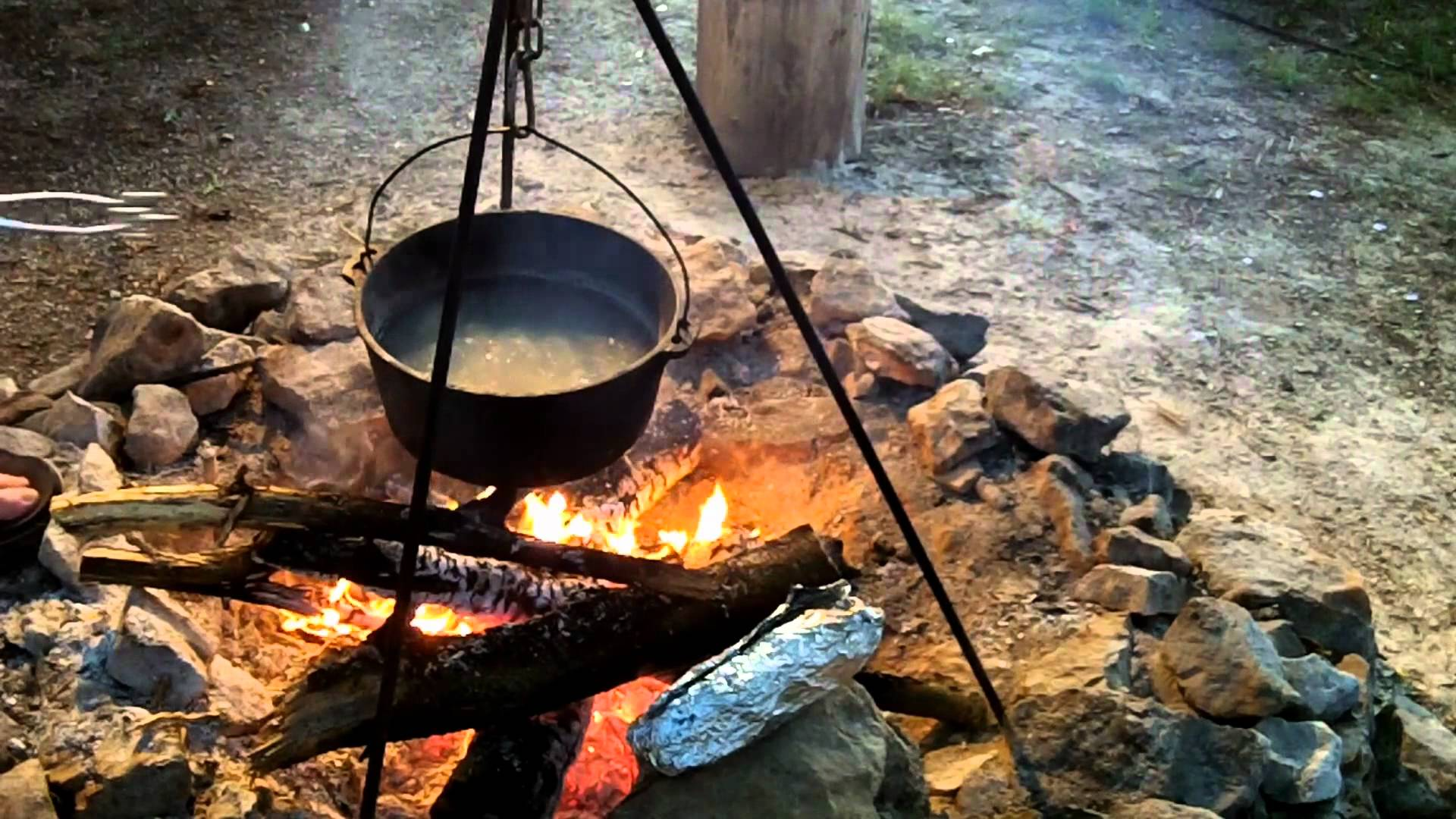 Image result for camping and cooking